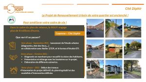 Lancement renouvellement urbain ZEPHIR